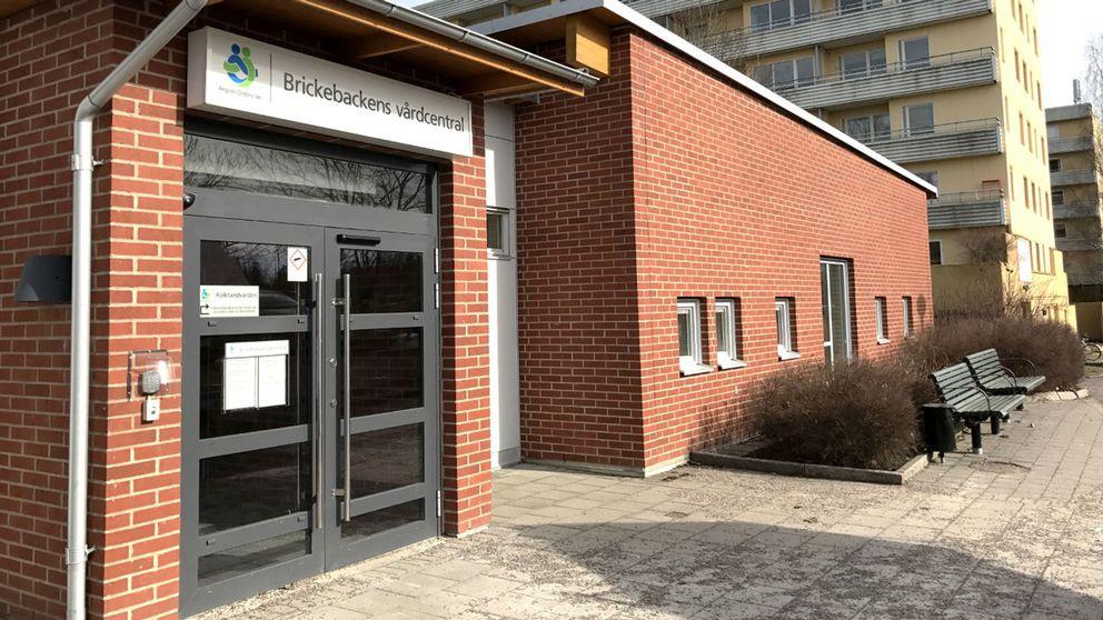 Vårdcentralen i Brickebacken