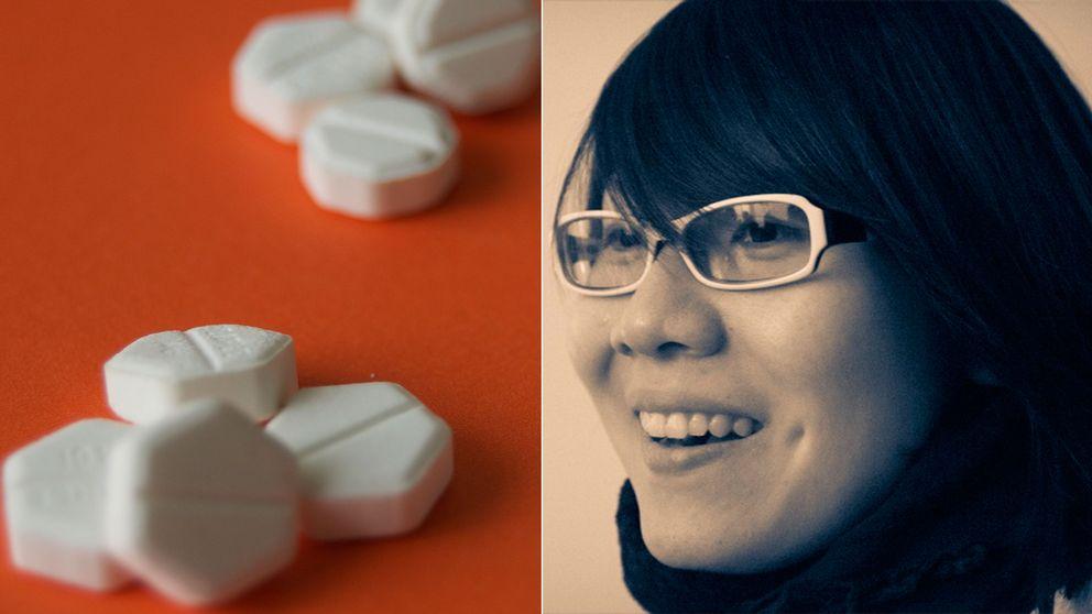 Abortpiller och Nedine Kachornnamsong