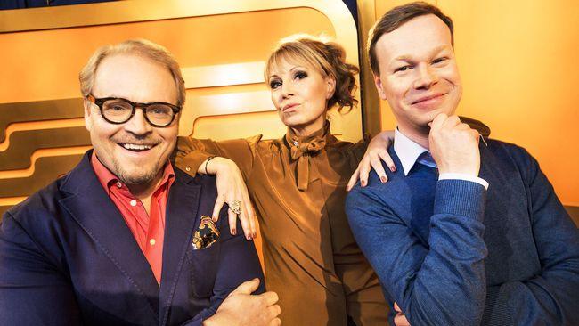 SVT Sweden SVT Play Tror du jag ljuger  Alla g  ster ska avsl  ja udda h  ndelser i sina liv