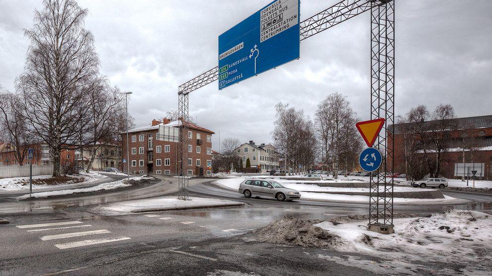 Östersund – vintern börjar så smått släppa sitt grepp häruppe men riktigt grått och trist är det vissa dagar!
