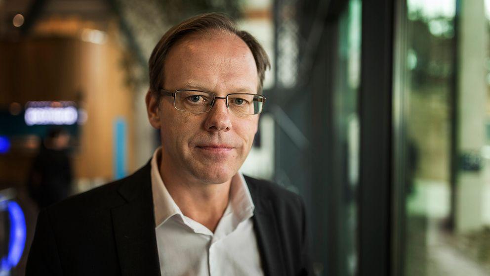 Postnords vd och koncernchef Håkan Ericsson.