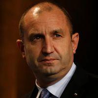 Bulgariens president Rumen Radev