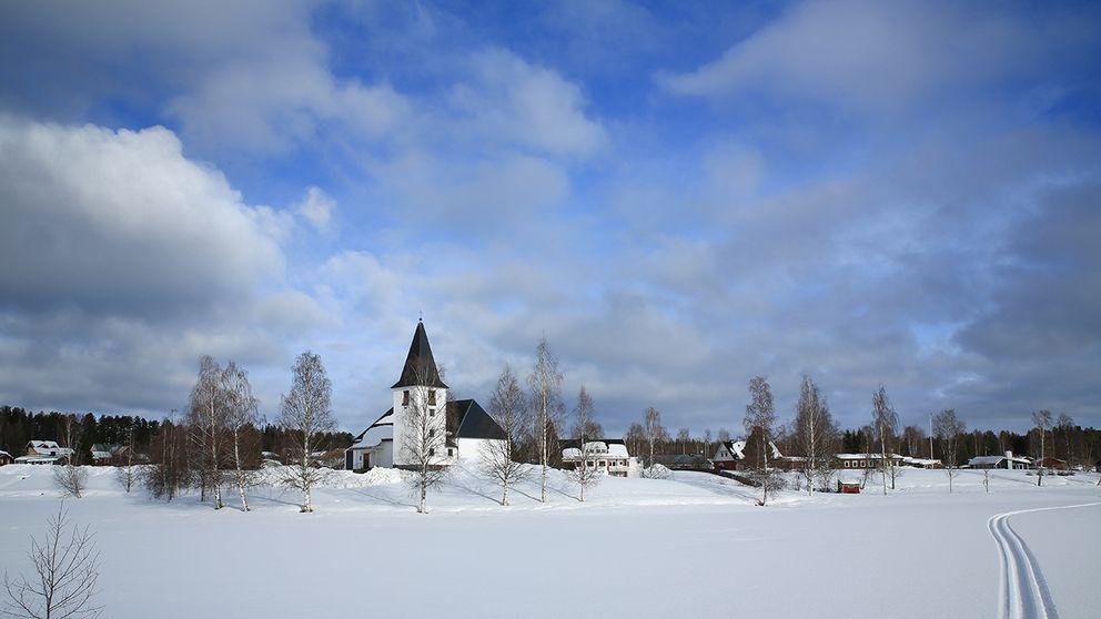 Lappland, Vuollerim 18 mars