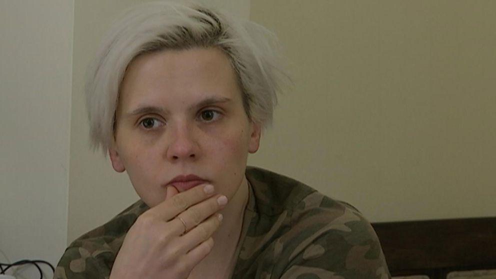 Ewa Kaleta gjorde en illegal abort i Polen.