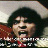 Joakim Thåström fyller 60 år
