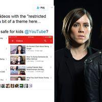 Reaktion på Twitter/ Sara Quin och Tegan Quin