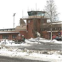 Helena Lindahl, Umeå Flygplats, Umeå airport