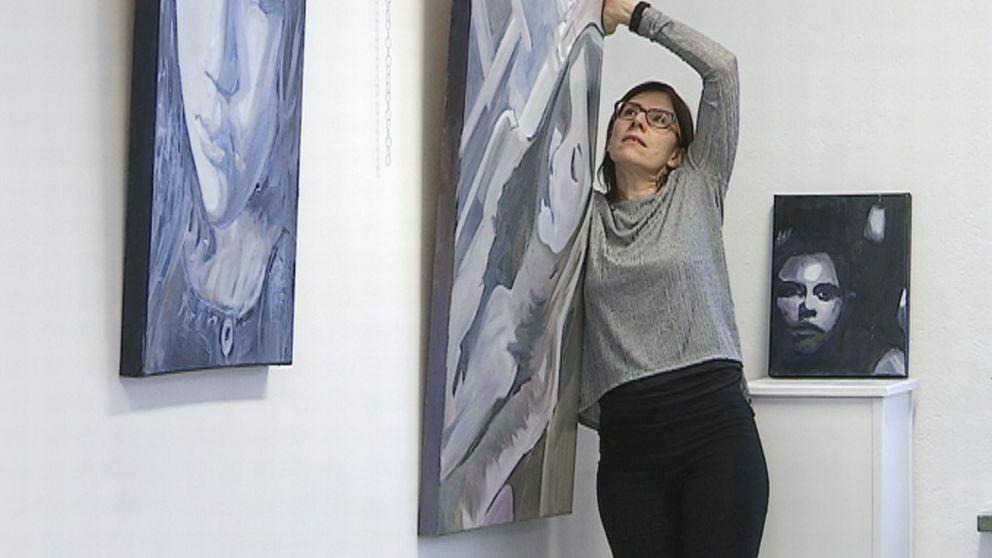 Cristina Cassini Bäckström, Lycksele Ateljeförening