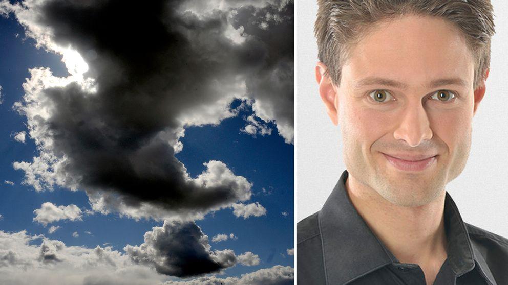 Nya moln läggs till i den nya molnatlasen, även artificiella moln, säger SVTs meteorolog Joel Mellin.
