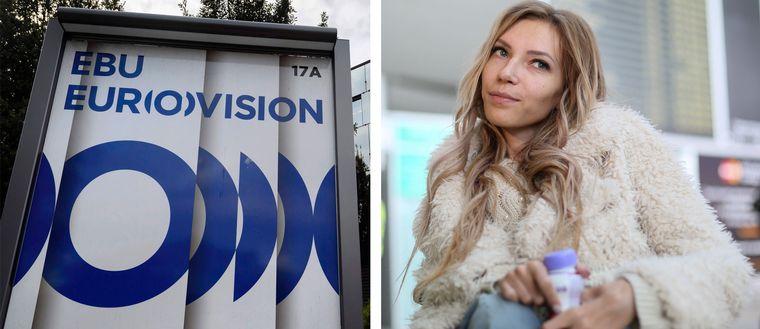 Ryska bidraget i Eurovision kanske kan delta ändå, fast via videolänk
