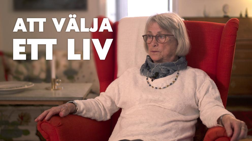 Inger Bergmark berättar hur det var att göra abort på 70-talet och hur hon behandlades inom vården.