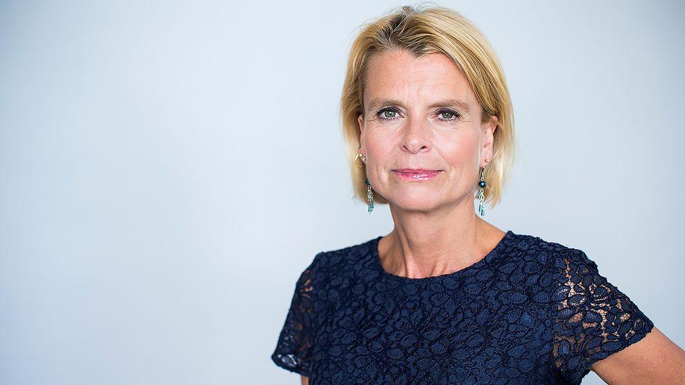 Barnminister Åsa Regnér (S)