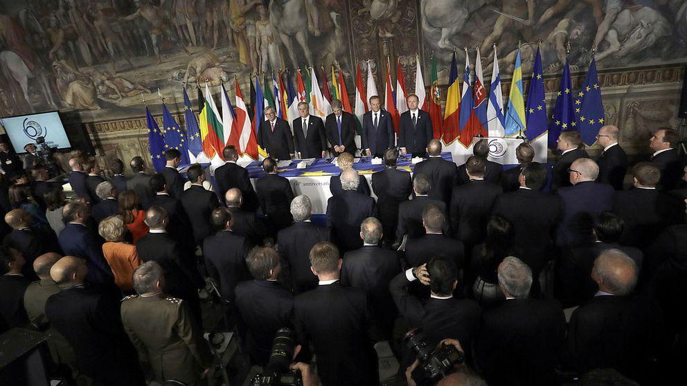 Toppmotet stors av europeiska kriser