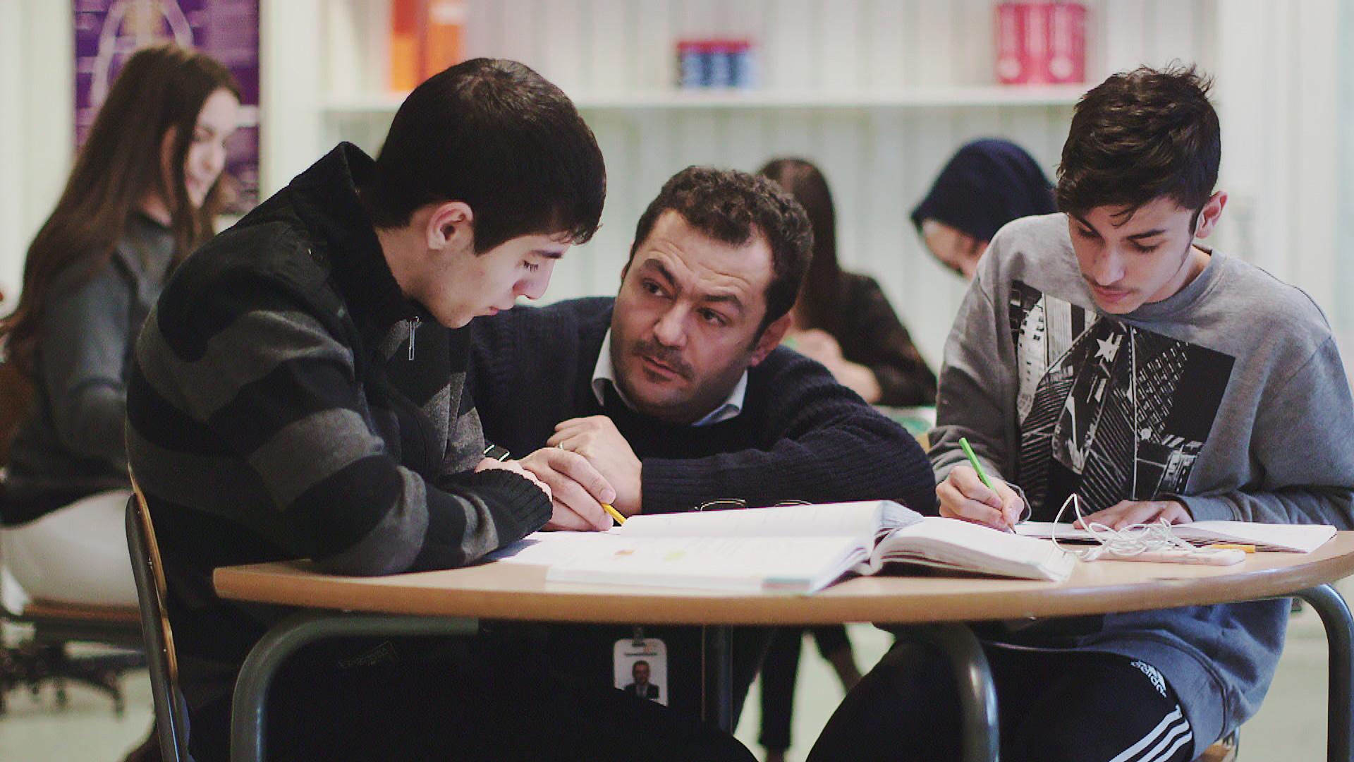 Utsatta skolor ska fa storre resurser