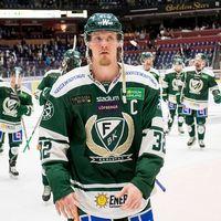 Färjestads Magnus Nygren erkänner rasistiskt utspel.