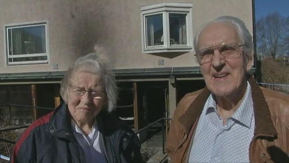 Ingrid och Samuel Thunman