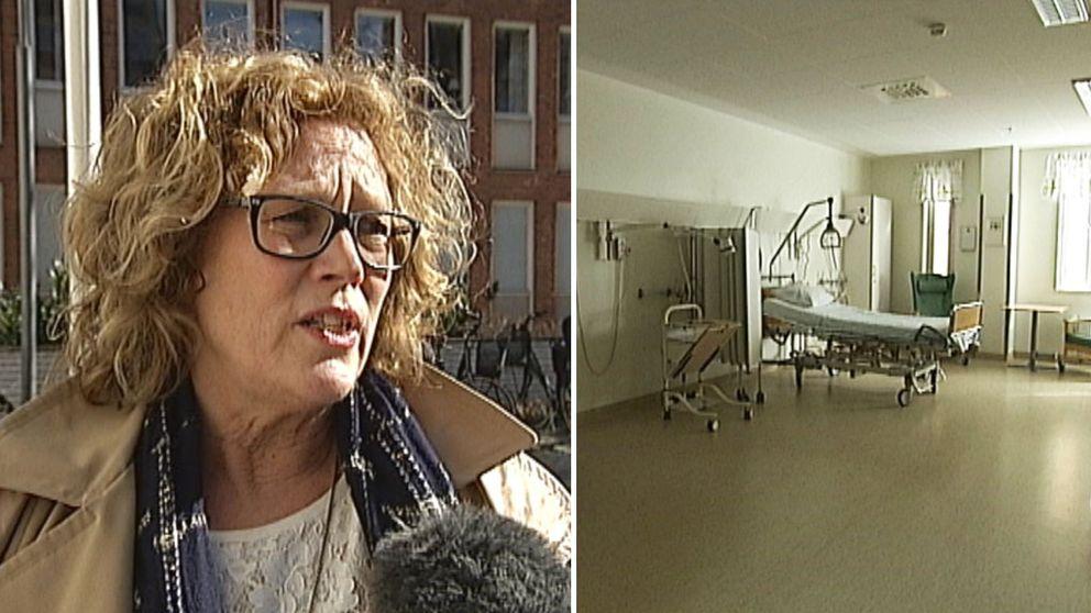 ditte persson vårddirektör Universitetssjukhuset i Linköping