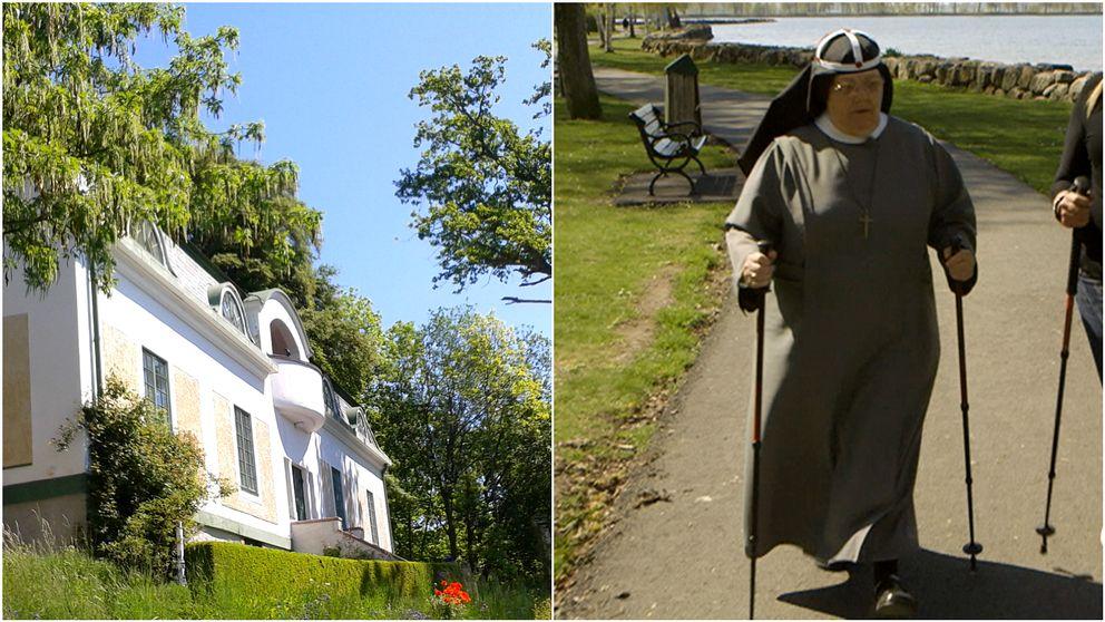 Ellen Keys Strand och Vadstena populära turistmål i Östergötland