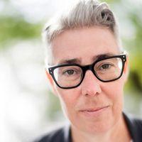 Författaren Anna-Maria Sörberg.