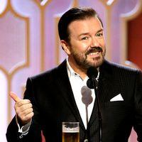 Ricky Gervais ledde årets Golden Globe-gala.