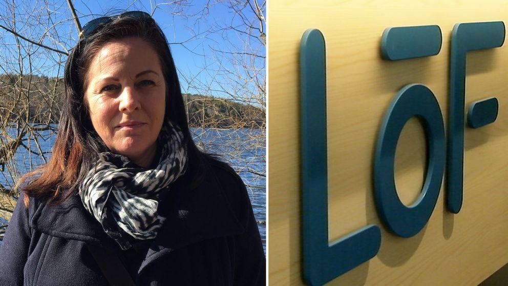 Katarina Olbers anmälde sina förlossningsskador till Landstingens Ömsesidiga försäkringsbolag och fick ersättning på sammanlagt  200.000 kronor.
