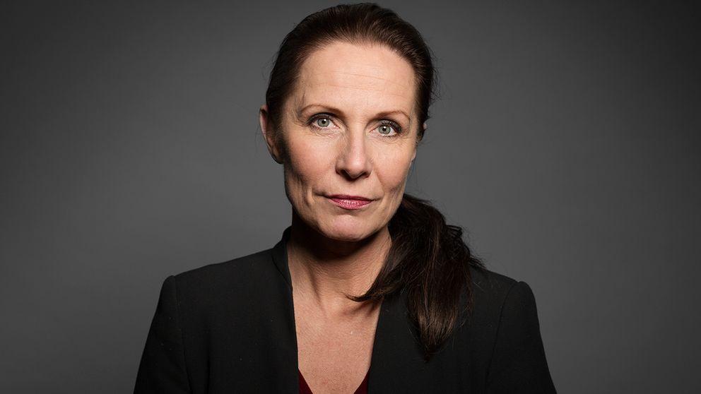 Karin Mattisson programledare/reporter karin.mattisson@svt.se