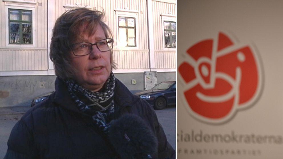 Chatarina Holmberg, kunskapsnämndens ordförande (S), lämnar sina kommunpolitiska uppdrag.