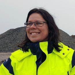 Marinette Harman, forsknings- och utvecklingsansvarig på NSVA.