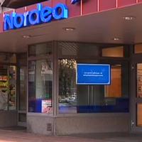 Nordeas kontor i Tranås