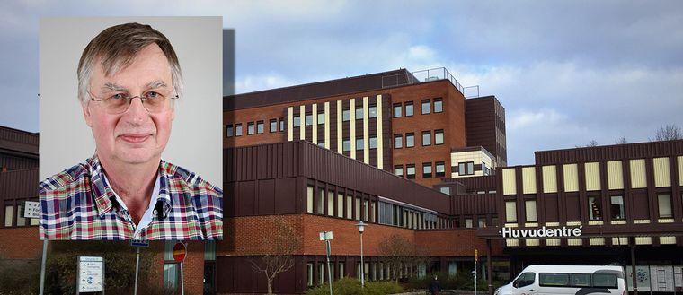 Lars Karlsson (C), Blekingesjukhuset, Landstinget Blekinge