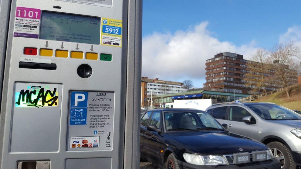 Gratis Parkering Södertälje Syd
