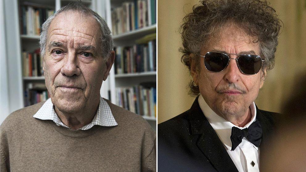 Per Wästberg och Bob Dylan