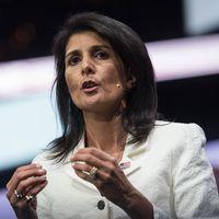 Nikki Haley, 45, är en ambitiös politiker som tagit ett rejält kliv i karriären som president Trumps FN-ambassadör, utan någon större erfarenhet av utrikespolitik.