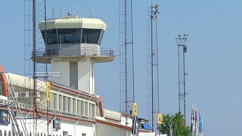 Flygtornet på Visby flygplats