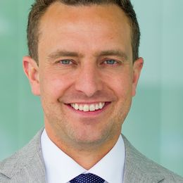 Moderaternas partisekreterare Tomas Tobé. // Fotograf Fredrik Wennerlund