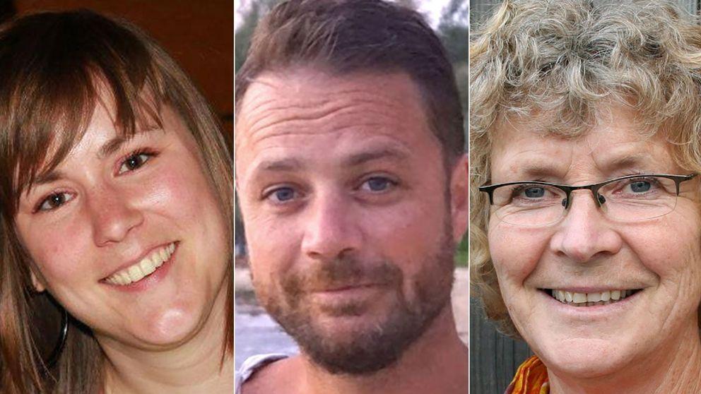 Fyra personer har bekräftats döda efter terrorattacken i Stockholm i fredags. Två av offren var belgiska Maïlys Dereymaeker och brittiska Chris Bevington. De två svenska offren var Lena Wahlberg från Ljungskile och en 11-årig flicka.