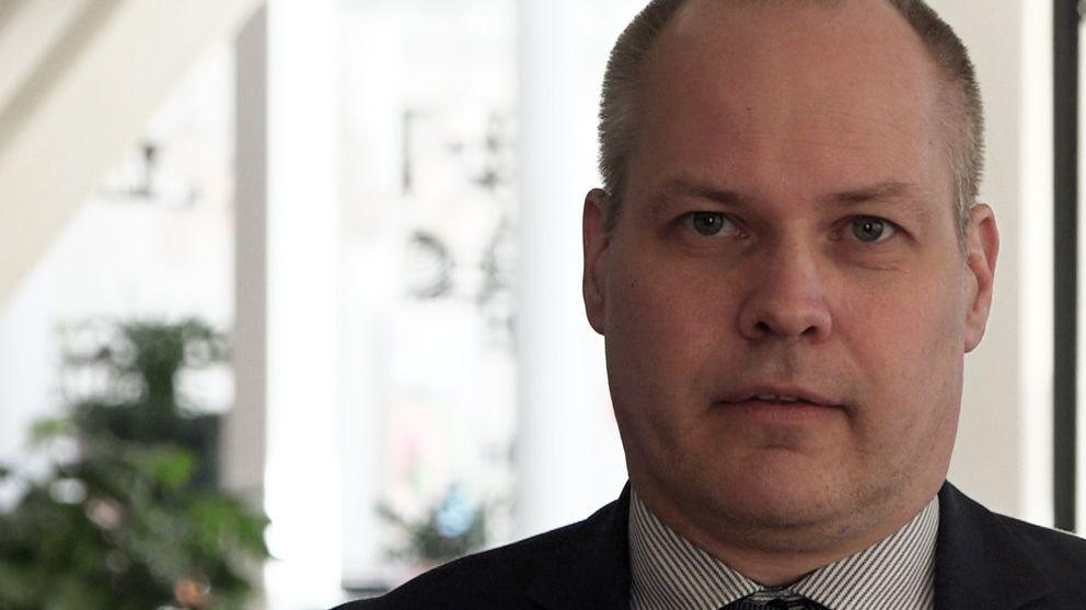 Justitie- och migrationsminister Morgan Johansson