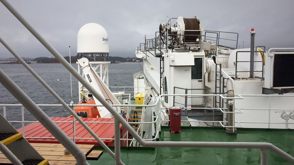 Stril Explorer, Nord Stream 2