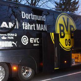 Bild på Dortmunds buss