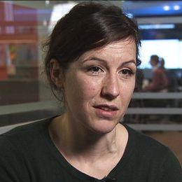 Lisa Röstlund, reporter på Aftonbladet.