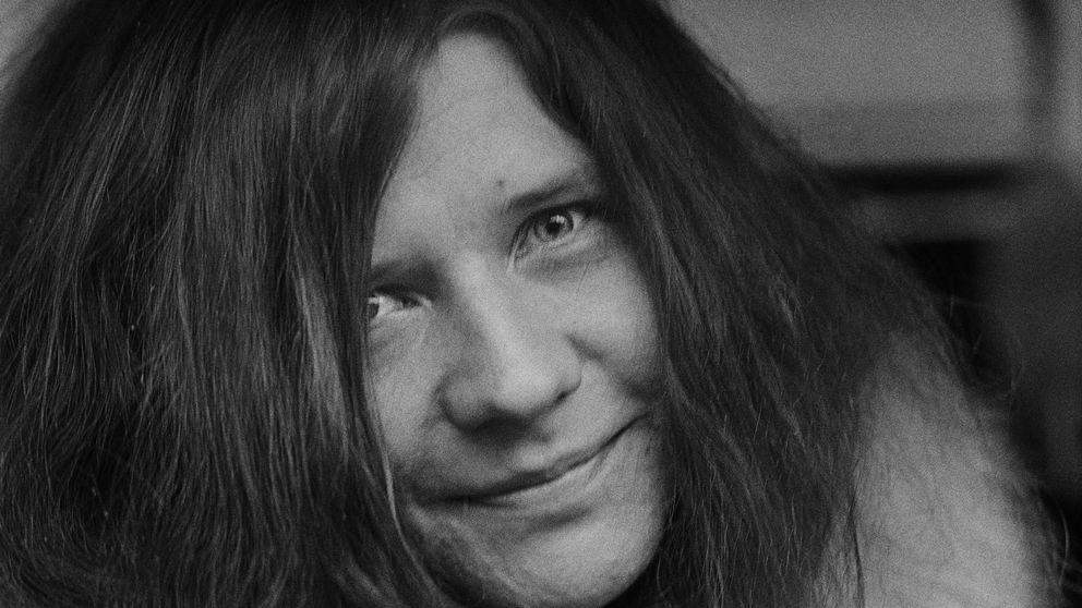Janis Joplin i Sverige 1969