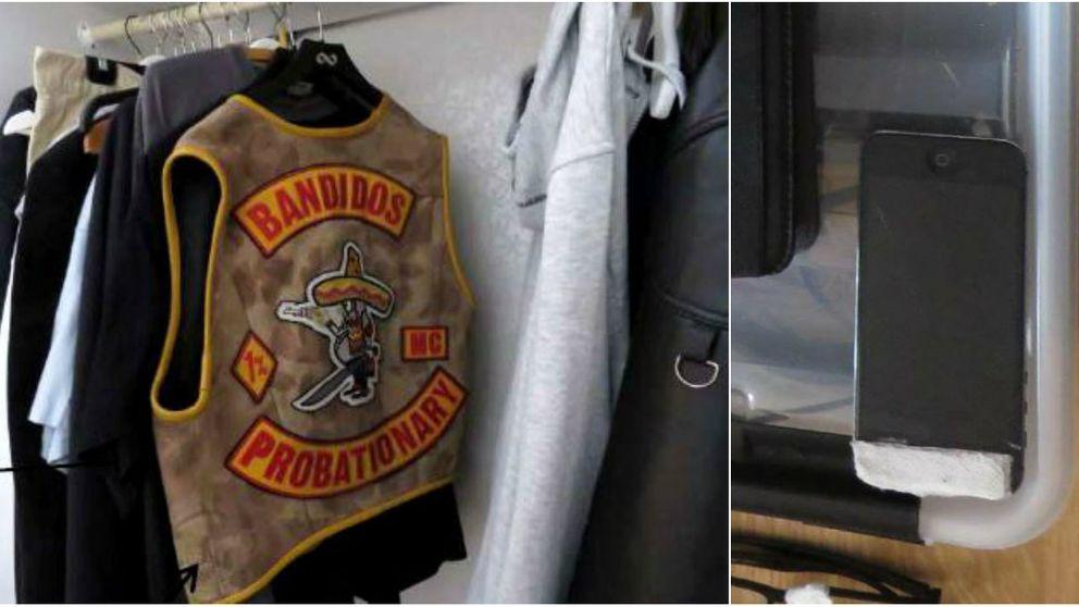 En Bandidosmedlem åtalas för försök till utpressning.