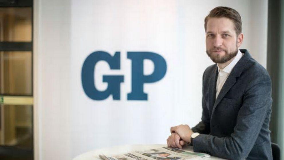 Christofer Ahlqvist blir chefredaktör på GP