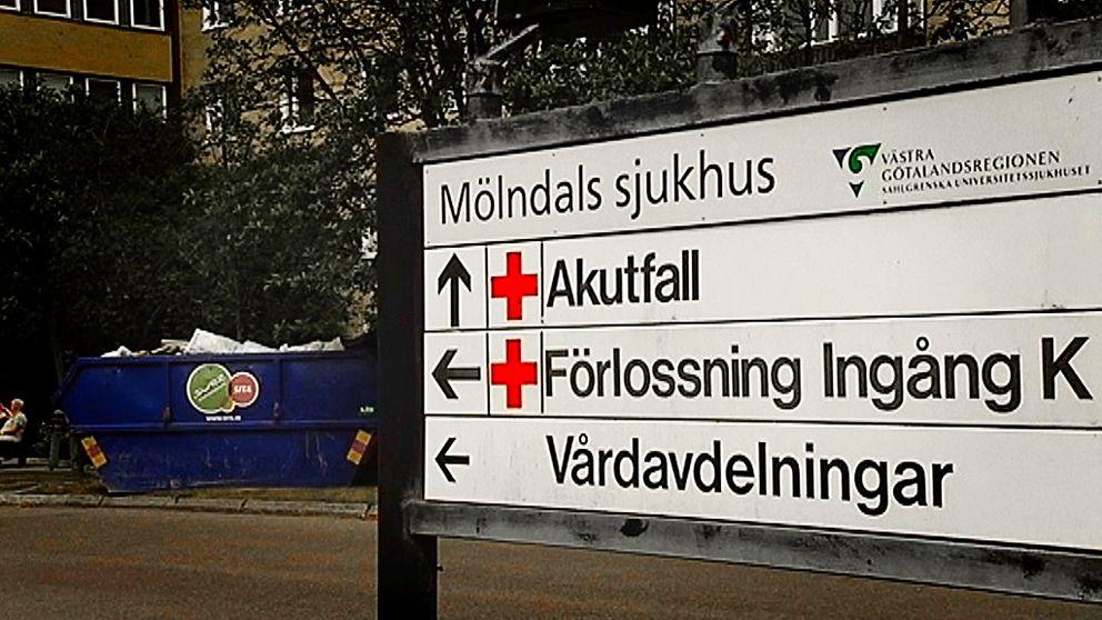 Mölndals sjukhus