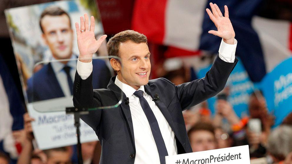 Emmanuel Macron driver en liberal linje inom ekonomi och vill satsa på teknologi och underlätta för privata investeringar genom att sänka skatter för företag.