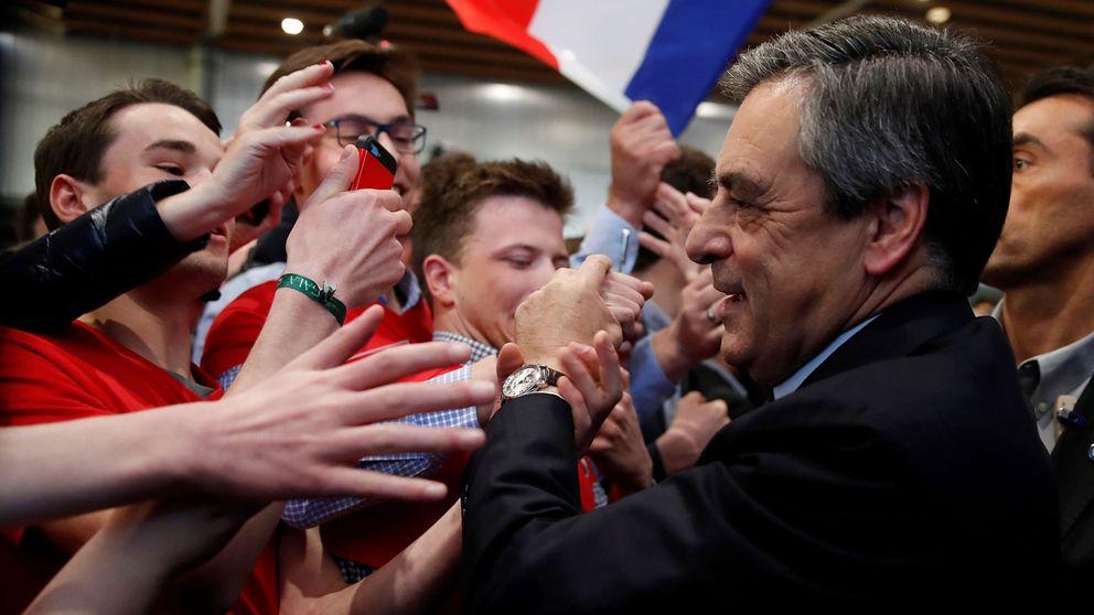Fillon är den kandidat som föreslår det tuffaste besparingsprogrammet för ett djupt skuldsatt Frankrike.