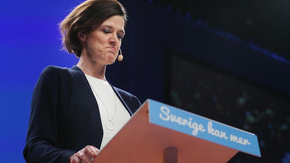 Moderaterna fortsätter tappa väljarstöd visar den senaste Novus-undersökningen