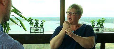 Åsa Henningsson berättar om ett allt vanligare begrepp i dövvärlden