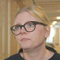 Lotta Persson, enhetchef på MUCF