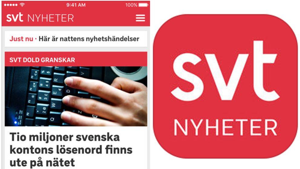 svt nyheter app